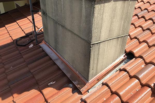 Rifacimento del tetto di una casa