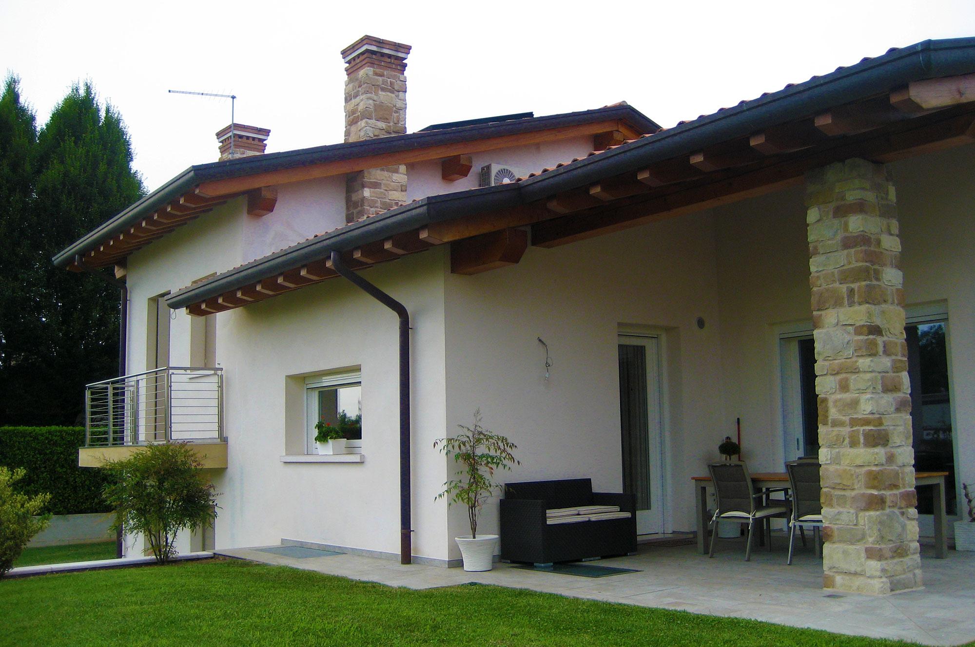 abitazione a Cassola